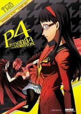 Persona 4 the Animation: Mr. Experiment Shorts
