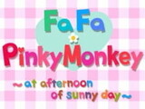 Pinky Monkey x FaFa Collaboration Animation: At Afternoon of Sunny Day