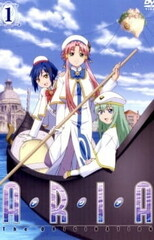 Aria The Origination: Sono Choppiri Himitsu no Basho ni...