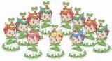 The 11 Seed Princesses