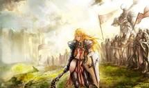 Невероятные приключения в этом прекрасном средневековом мире